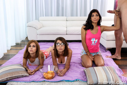 Lilli Dixon, Gina Valentina, Joseline Kelly - Our Dirty Movie