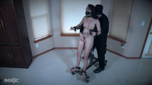 Agent Alex More is trained to be a sex slave
