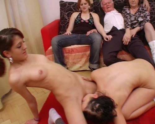 Generation pussy gap filled Public Sex