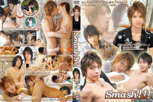 Smash!! vol.11 Asian Gays