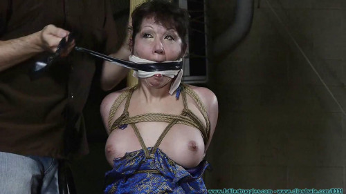 Safa Ends Up Tightly Hogtied - Part 2 BDSM