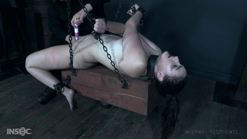 Curious Luci Lovett receives taught a lesson!