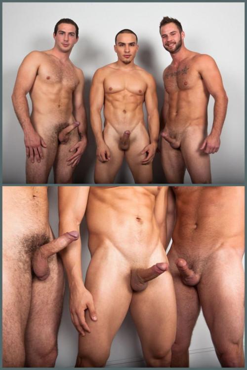 Chris, Christian & Marcel