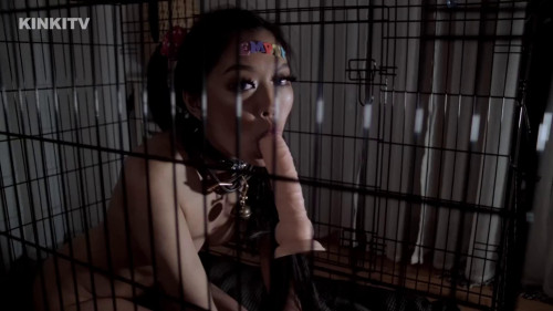 Super restraint bondage, domination and punishment for exposed hotty part 2 HD 1080p