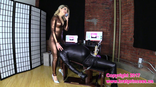 Lola-I have to Use you Like a Toilet Femdom and Strapon
