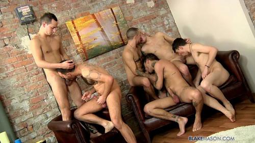 Luke, Riley, Bradley, Mickey, Dylan & Damian