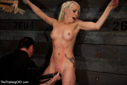 Lorelei Lee Day 3 - Learning the Ropes of Brutal Domination