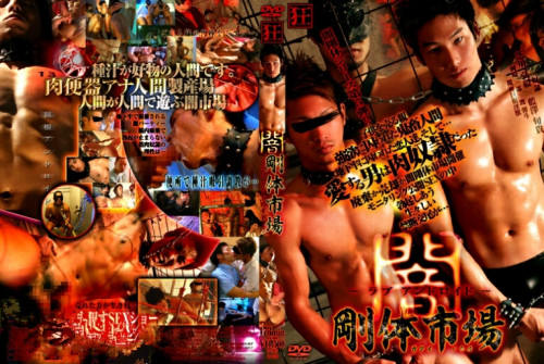 Illegal Brawny Bodies Market - Love Android Gay Asian