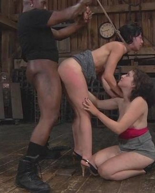 Elise Graves And Dixon Mason BDSM