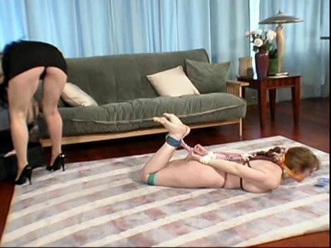 Teacher's Pet Part 2 BDSM Latex