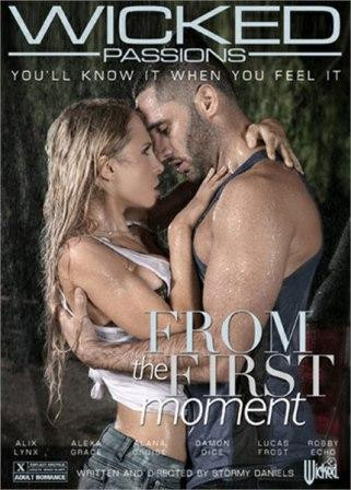 Alix Lynx, Alexis Grace, Alana Cruise, Damon Dice, Lucas Frost – From The First Moment (2016)