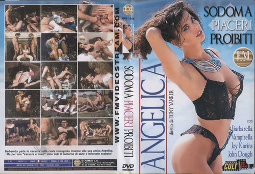 Sodoma Piaceri Proibiti (1992) - Adeline Pollicina, Andrea Molnar Retro