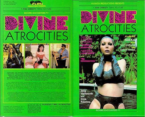 Divine Atrocities