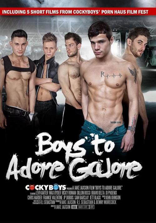 Boys To Adore Galore Gay Movie