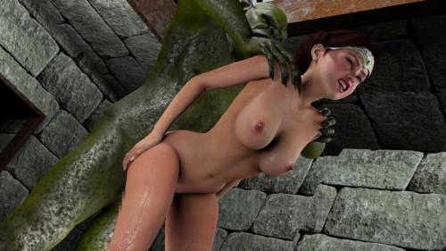 Wedding Ritual 3D Porno