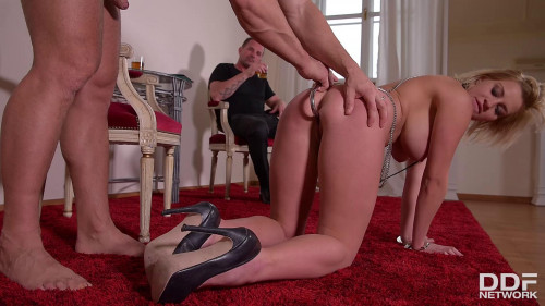Humiliated Squirting Subby Double Pee Makes Her Squirt