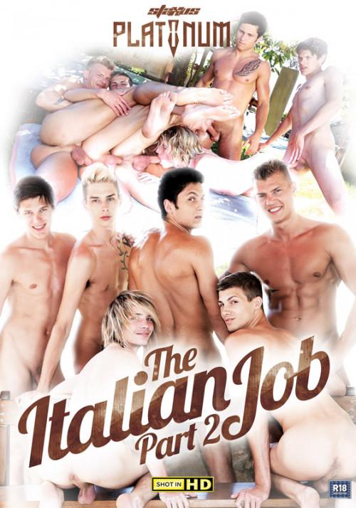 The Italian Job vol.2 Gay Porn Movie
