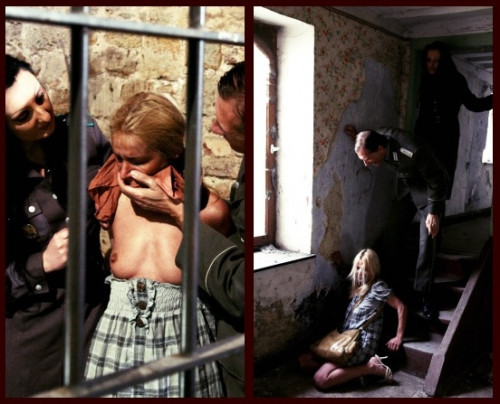 History soreness - Spy Mirela is Caught & Endures a PAIN PLAY Interrogation