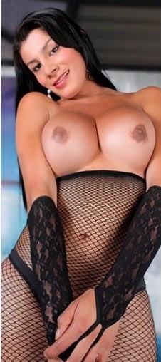 Corolina  Fishnet Sex