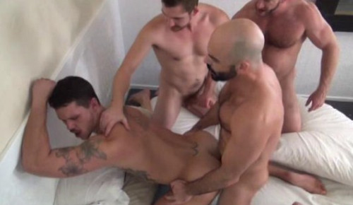 Rough Orgy With Desperate Householes