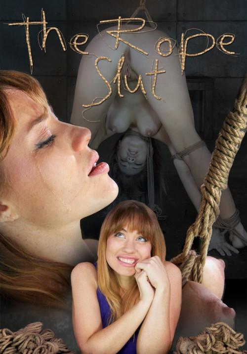 Submissive bondage slut