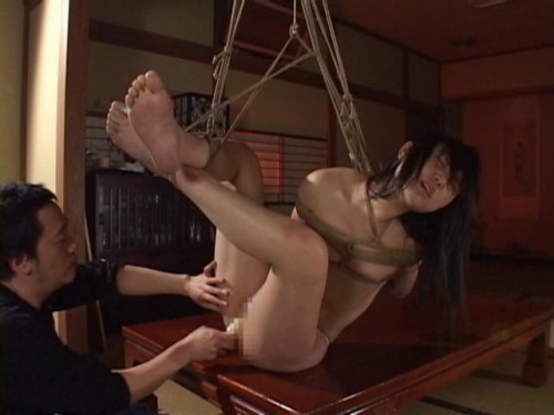 Nawate Basket Of Torture Asians BDSM