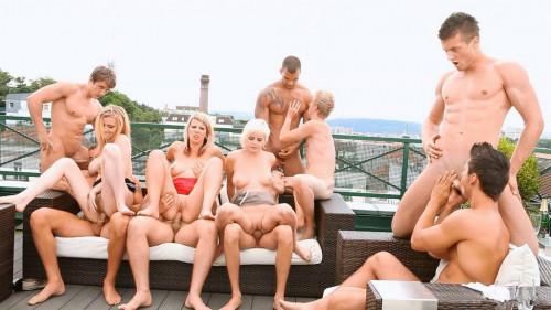 The Bi High Life Part vol.3 Sex Orgy