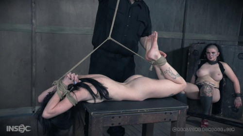 Thats a Wrap Part 3 , Lydia Black BDSM