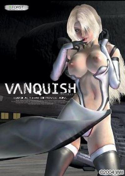 Vanquish 3D Porno