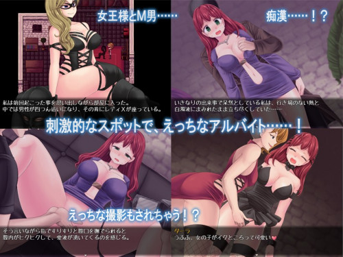 Sally's Authorative Report on Illegal Prostitution - Rpg Game Hentai games
