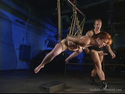 Trinity is a True Submissive Slut Brandon Iron Trinity Post - BDSM,Humiliation,Torture HD 720p BDSM