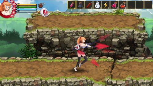 Atelier Tia Hentai games