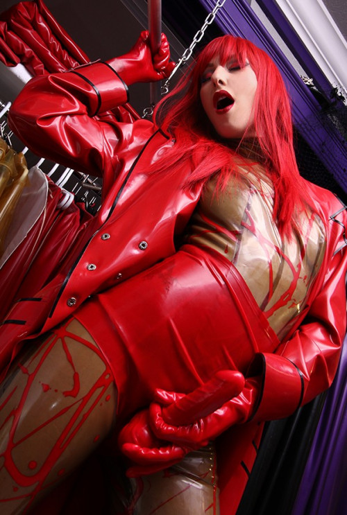 Latex Game - Latex Webcam BDSM Latex