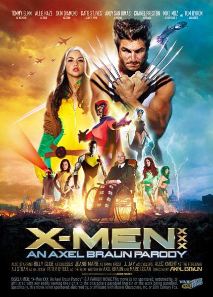 X-Men XXX An Axel Braun Parody (2014)
