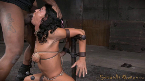 London River - Multiple Orgasms and Rough Deepthroat!(Apr 2015)