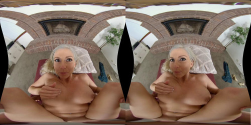 Christie Stevens (Anal Inquiry 3D stereo