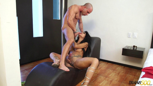 Mskarla Carrillo Takes That Dick scene 2 1080P Transsexual
