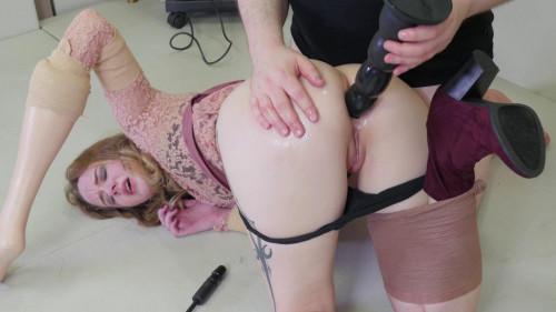 Little Anal Monster Slave