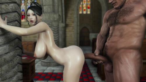 Secret of Beauty part 3 3D Porno