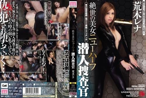 Araki Rena - Shemale Beauty undercover