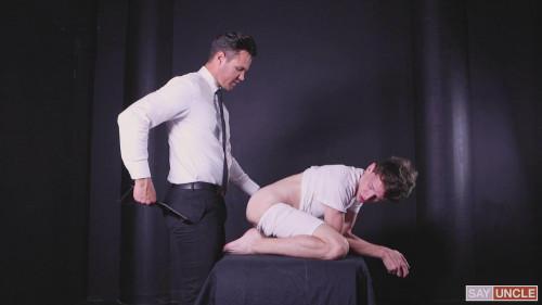 Impure Missionary Boy: Beau Reed, Edward Terrant Bareback
