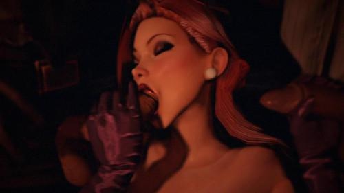 Songbird's Shame 3D Porno