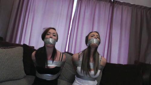 Kiki & Sarah Bondage BDSM