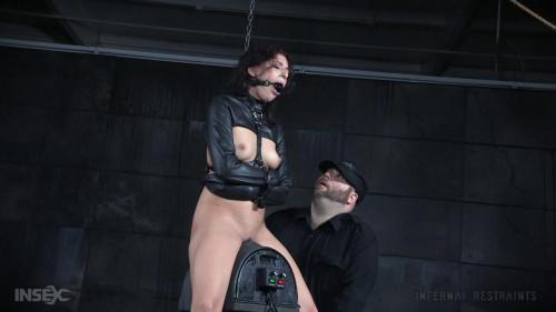 InfernalRestraints Nikki Knightly Saddle Up BDSM