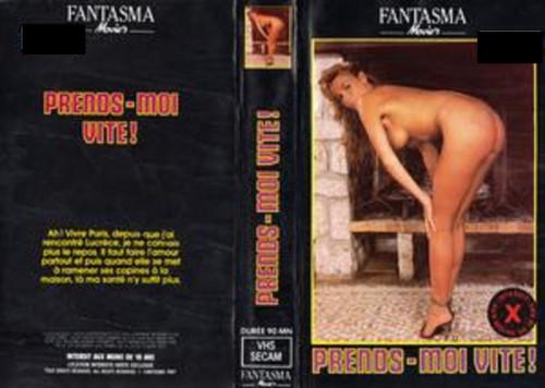 Prends Moi Vite Et Laisse Toi Faire (1980) Vintage Porn