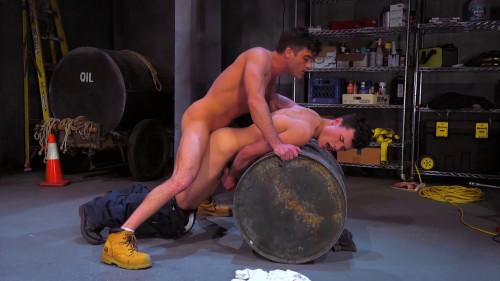 Lance Hart, Micky Mackenzie - Bondage Garage, Scene #04