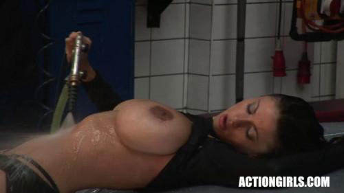 Big breasts Erotic Video