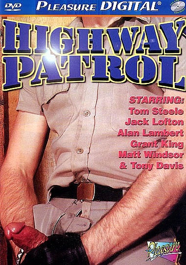 Highway Patrol (1989) - Tom Steele, Grant King, Matt Windsor Gay Retro