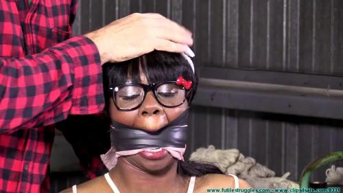 Rubee Punished for Tardiness 2 part - Extreme, Bondage, Caning BDSM
