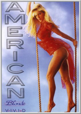 American Blonde Retro